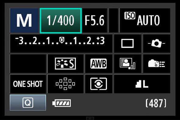 10BotaoQ Velocidade O Botão Q – O Que Todo Fotógrafo Com Uma Canon DSLR Precisa Saber