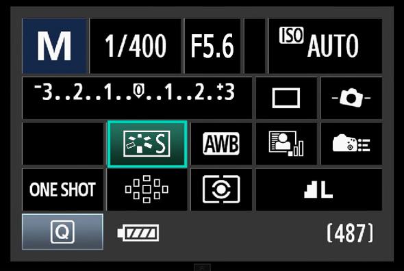 16BotaoQ Estilo de Imagem O Botão Q – O Que Todo Fotógrafo Com Uma Canon DSLR Precisa Saber