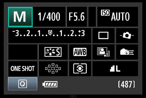 9BotaoQ Modo O Botão Q – O Que Todo Fotógrafo Com Uma Canon DSLR Precisa Saber