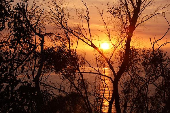 ©Simxer - Pôr do Sol na Califórnia.