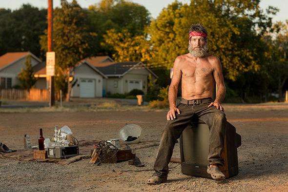Aaron Draper Underexposed14 Fotógrafo cria série para dar visibilidade a moradores de rua