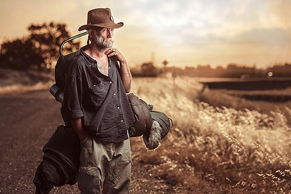 Aaron Draper Underexposed2 Fotógrafo cria série para dar visibilidade a moradores de rua