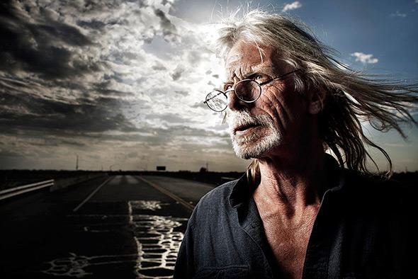 Aaron Draper Underexposed5 Fotógrafo cria série para dar visibilidade a moradores de rua
