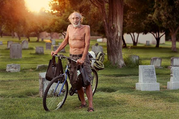 Aaron Draper Underexposed6 Fotógrafo cria série para dar visibilidade a moradores de rua