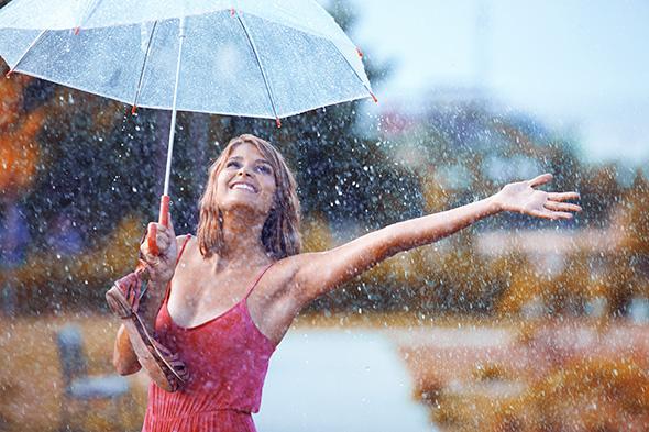 Garota-e-guarda-chuva