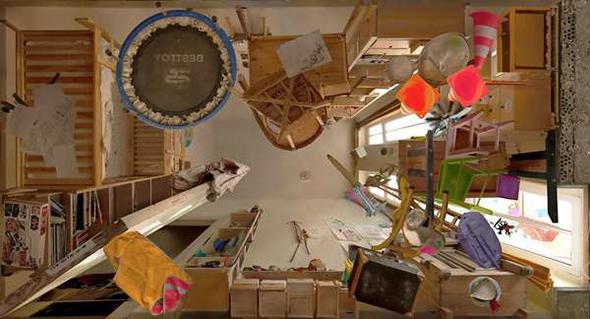 10Michael RohdeDebaixoParaCima Domine a perspectiva como elemento de composição