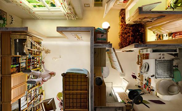 11Michael RohdeDebaixoParaCima Domine a perspectiva como elemento de composição