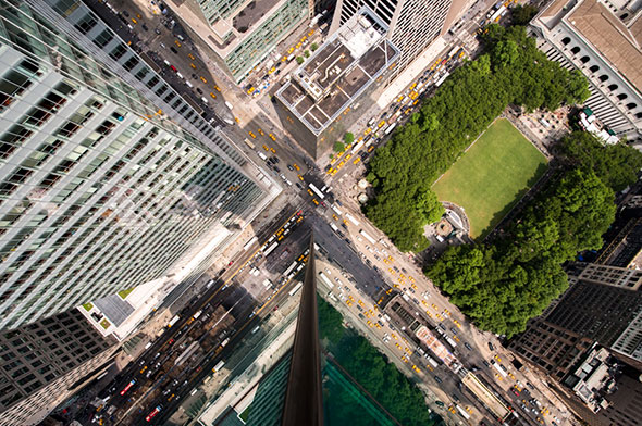 7navidbaratyintersection Domine a perspectiva como elemento de composição
