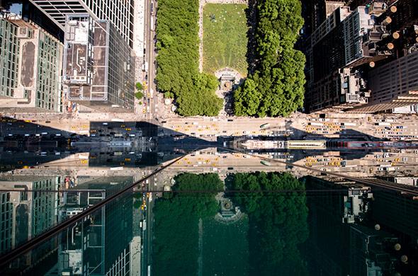 8navidbaratyintersection Domine a perspectiva como elemento de composição