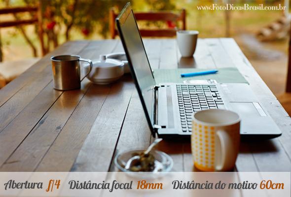 DistanciaFocal1 Guia Definitivo Sobre Profundidade de Campo Para Iniciantes