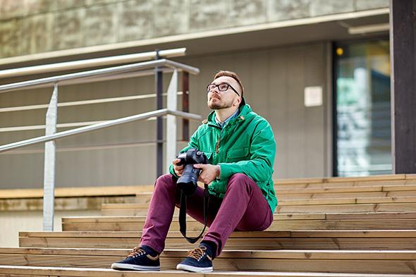 Fotografo estilo de vida 5 Bons Hábitos Fotográficos Para Começar Hoje!