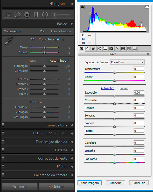 1. LR ACRPaines Entendendo a Diferença Entre Lightroom e Photoshop