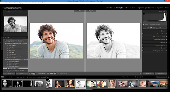 Presets Entendendo a Diferença Entre Lightroom e Photoshop