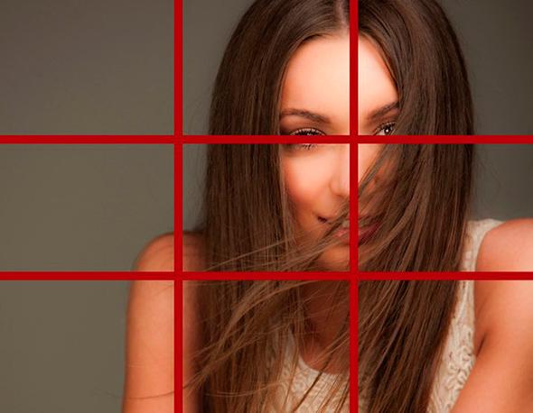 Rulethirds 2 Recorte Bom, Recorte Ruim – Como Recortar  Retratos
