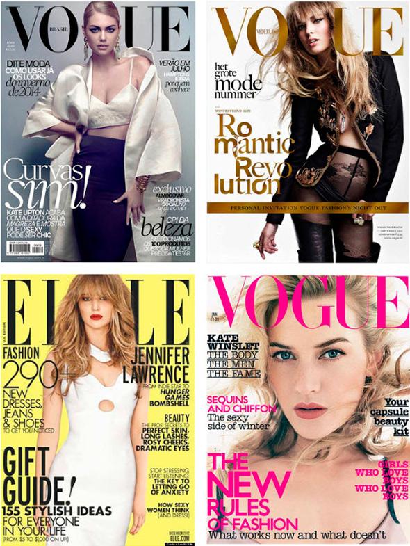Revista Vogue Atuais