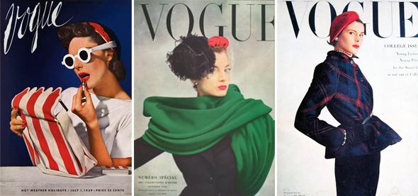 Revista Vogue Antigas