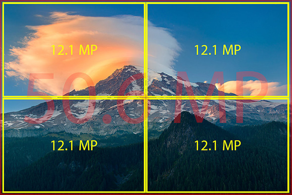 3 12.1 MP vs 50 A Real Importância da Resolução Fotográfica da Sua Câmera