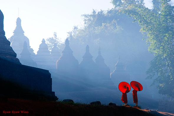 13. Kyaw Kyaw Winn Lost City Burma Uma viagem fotográfica em Myanmar
