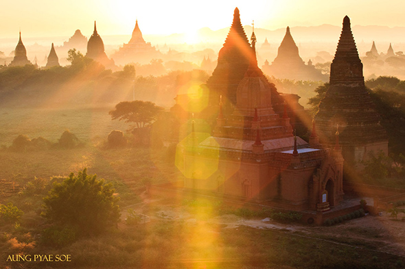 15. Aung Pyae Soe Bagan Uma viagem fotográfica em Myanmar