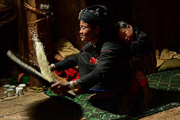 2. Bennett Stevens Intha Inle Lake Uma viagem fotográfica em Myanmar