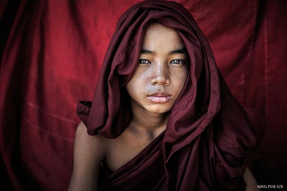 3. Aung Pyae Soe Burma Monk Uma viagem fotográfica em Myanmar
