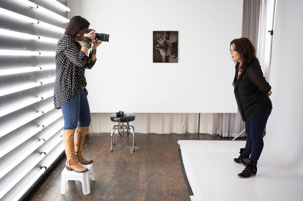 Fotografando Danielle LaPorte By Catherine Just 10 dicas de retrato para levar suas fotografias para o Próximo Nível