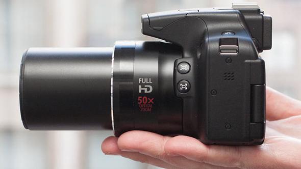 Câmera-Superzoom
