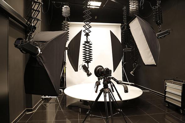 Estúdio Profissional Posso Fotografar Profissionalmente com uma Câmera de Entrada?