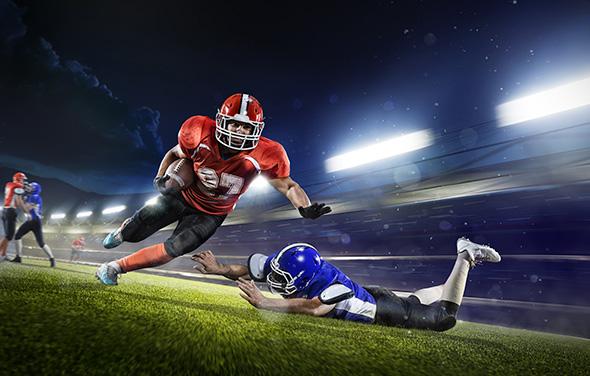 Futebol Americano 12 Dicas para fotografar Esportes