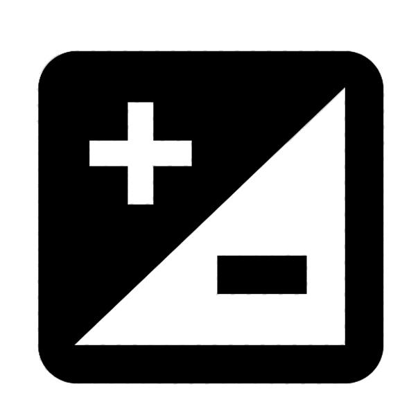 Icone Compensação de exposição Compensação de Exposição (EV+/ )