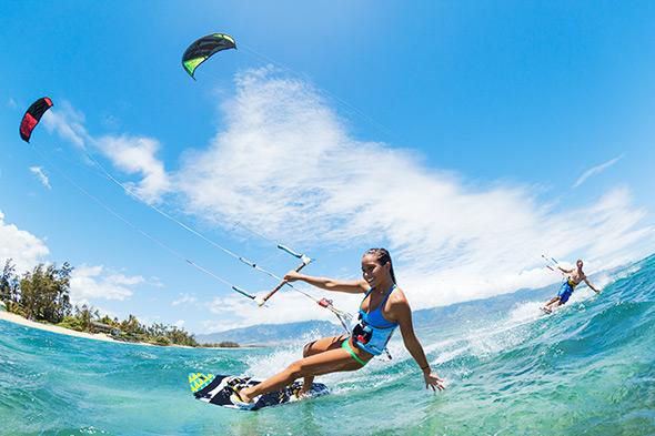 Kite Boarding 12 Dicas para fotografar Esportes