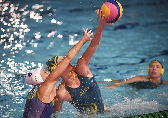 Pólo Aquático 12 Dicas para fotografar Esportes