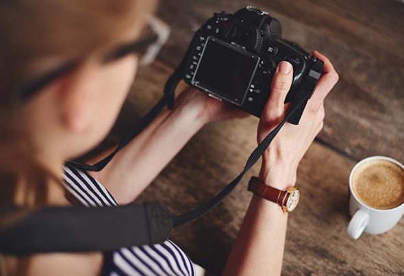 Camera Screen Viewfinder ou LCD? O que é melhor para enquadrar suas fotos?