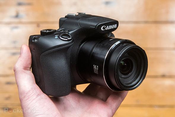 CanonSX60 Leve Superzoom não é DSLR!