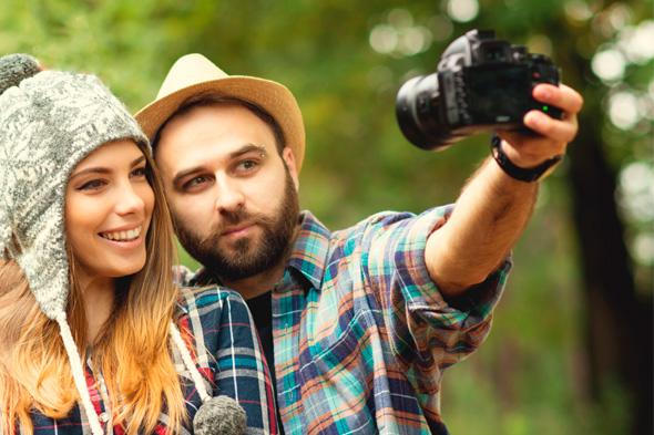 Selfie Comprei Minha Primeira DSLR, e agora?