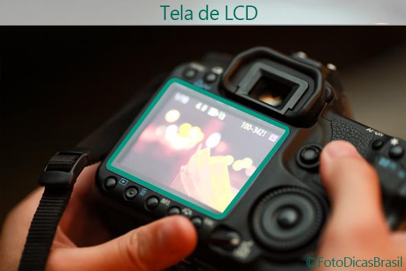 Tela de LCD Viewfinder ou LCD? O que é melhor para enquadrar suas fotos?
