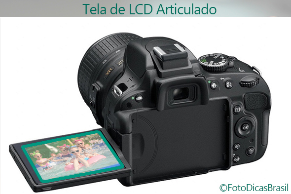 Tela de LCDAriculado2 Viewfinder ou LCD? O que é melhor para enquadrar suas fotos?