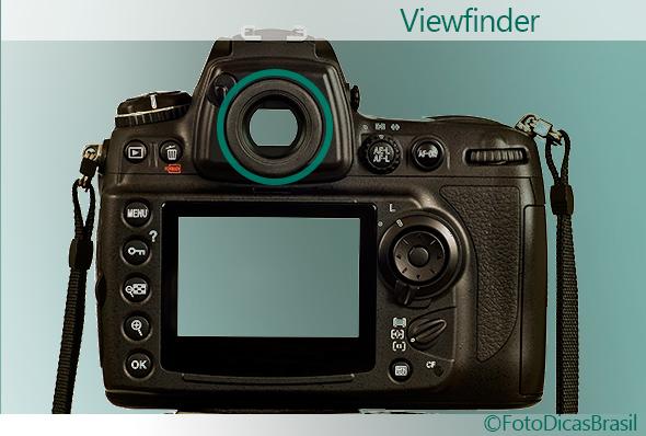 Viewfinder Viewfinder ou LCD? O que é melhor para enquadrar suas fotos?