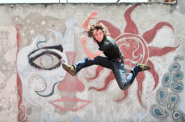 7 graffiti Como e Onde Encontrar Fundos Para Seus Retratos Externos