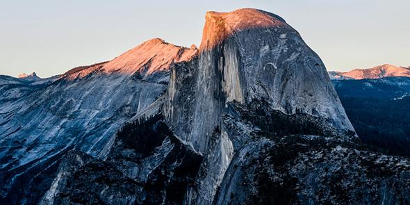 4 Half Dome Panorama 960x480 A Versatilidade das Lentes Prime