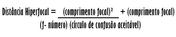 FormulaDH Guia Completo de Distância Hiperfocal