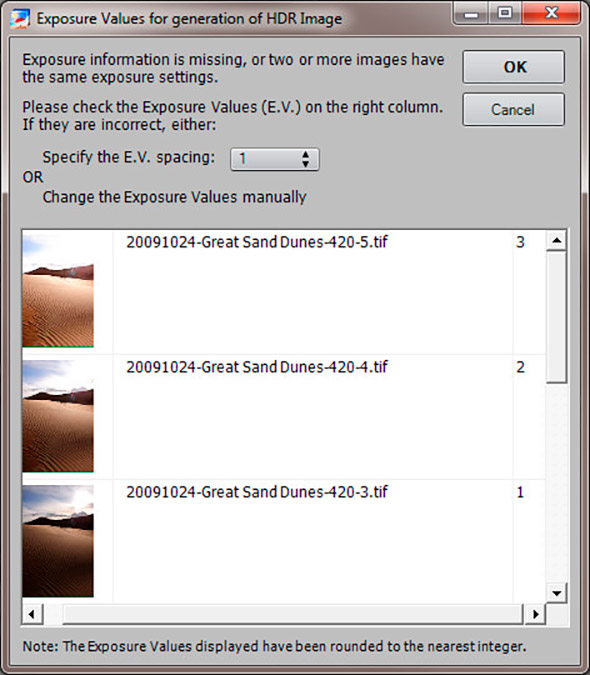 11. PhotoMatix EV Spacing Tutorial Para Fotografia  HDR
