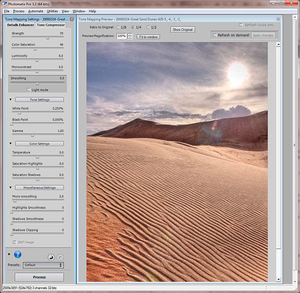 13. Sand Dunes HDR 1 960x937 Tutorial Para Fotografia  HDR