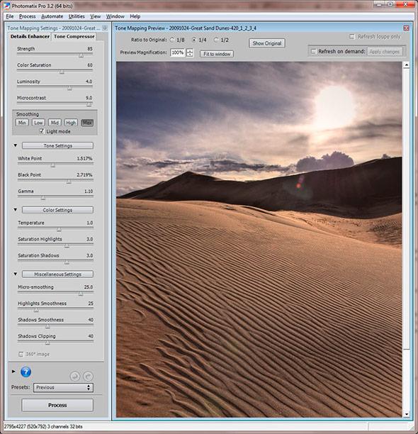 18. Sand Dunes HDR 3 926x960 Tutorial Para Fotografia  HDR