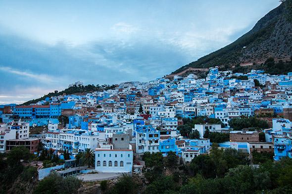 Chefchaouen Marrocos2 10 cidades coloridas para inspirar sua vontade de viajar (e fotografar)