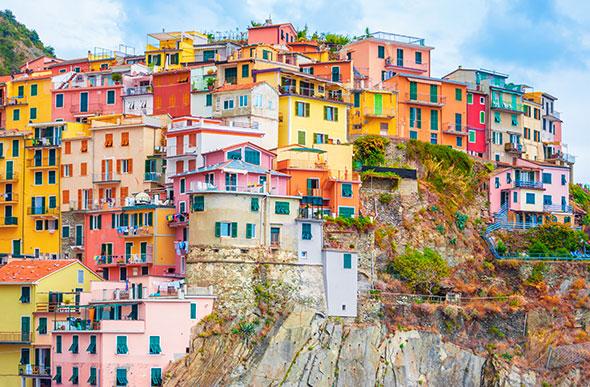 Cinque Terre Itália 10 cidades coloridas para inspirar sua vontade de viajar (e fotografar)