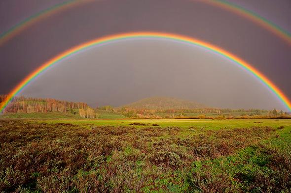 Double Rainbow 960x639 Como fotografar um Arco Íris