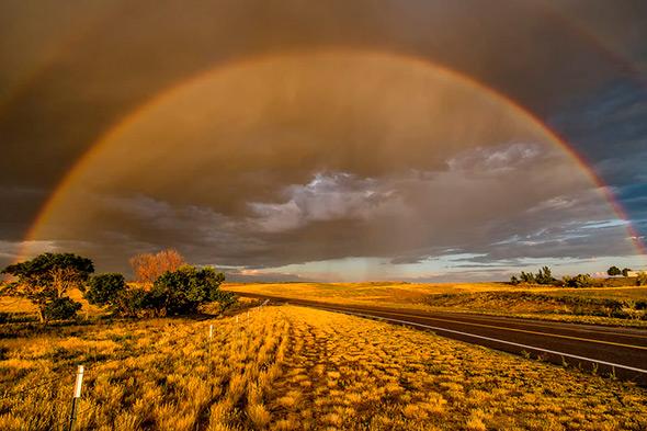 Full Rainbow 960x640 Como fotografar um Arco Íris