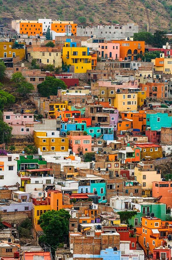 Guanajuato México 10 cidades coloridas para inspirar sua vontade de viajar (e fotografar)