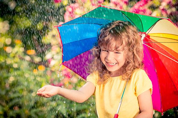 Guarda chuva colorido Os 3 Maiores Erros em Fotografia Infantil